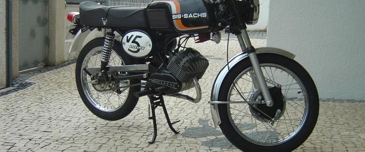 Sachs V5 Restaurada