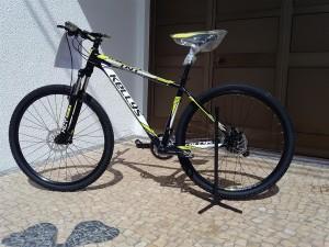 Bicicleta Kellys TNT 50 Verde 001