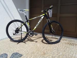Bicicleta Kellys TNT 50 Verde 002