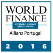 Allianz Vence pelo 2.º Ano Consecutivo o World Finance 2016