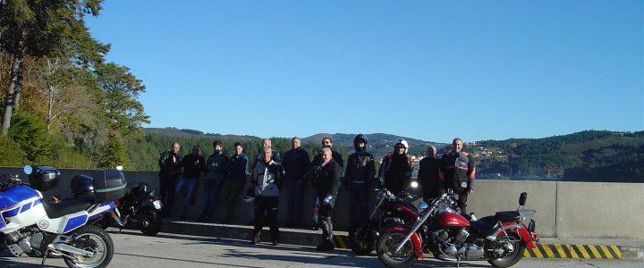 3.º PASSEIO MOTOTURÍSTICO DE 2017 (POR TERRAS DE SALTO – MONTALEGRE)