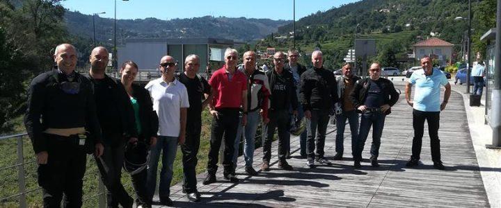 1.º PASSEIO MOTOTURÍSTICO DE 2018 (POR TERRAS DE CASTRO LABOREIRO)