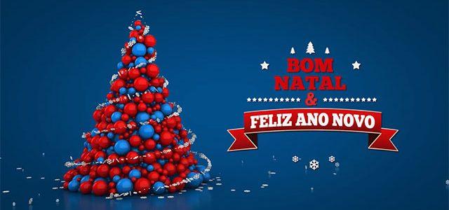 Bom Natal e Feliz Ano Novo de 2020